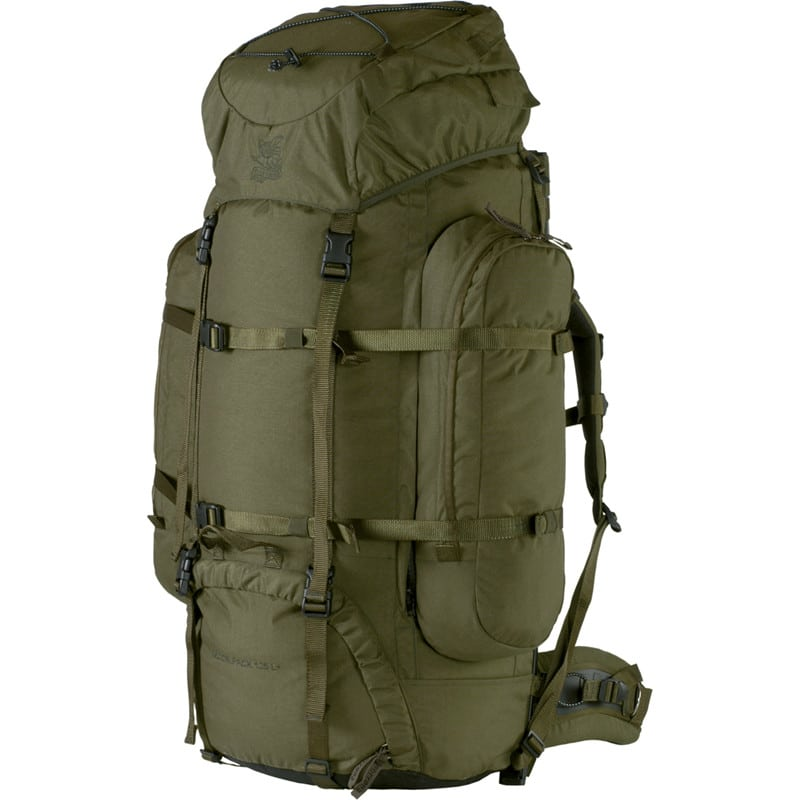 Recon Synkroflex Pack 125L OneSize, Military Green
