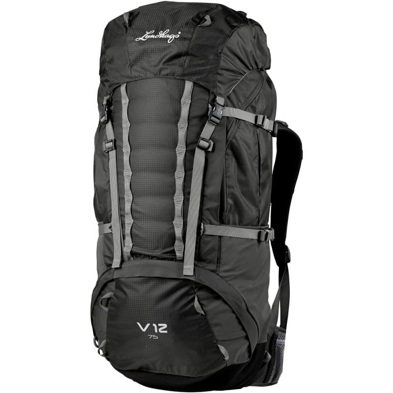 V12 75 75, Black