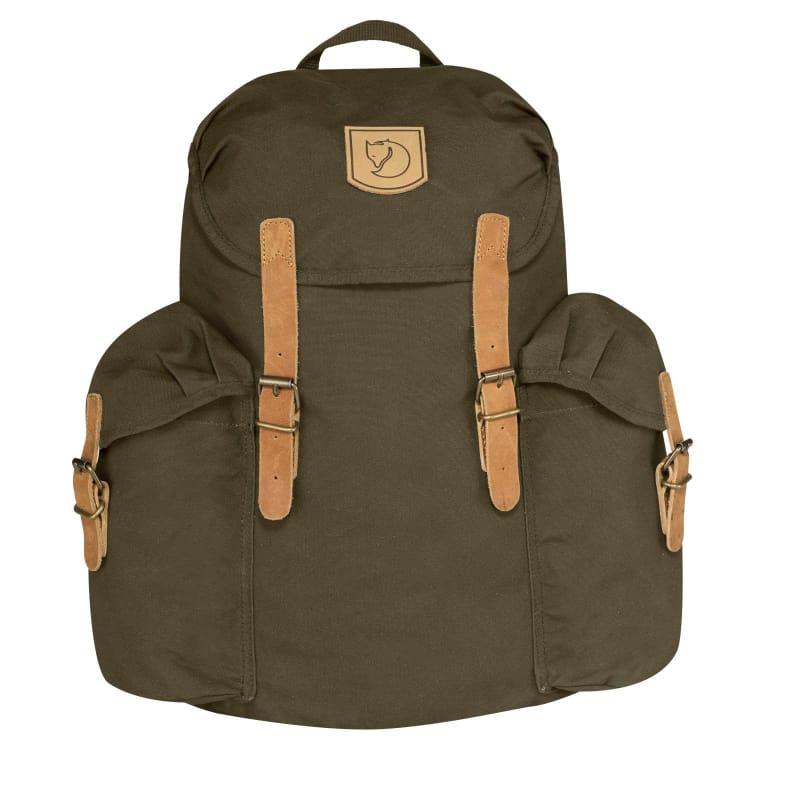 Övik Backpack 15L OneSize, Dark Olive