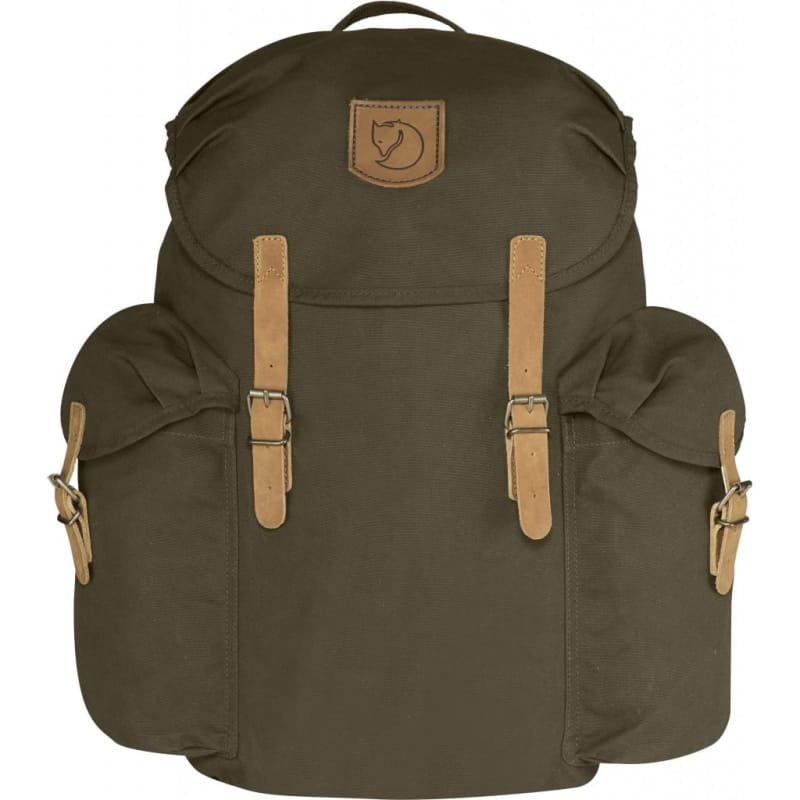 Övik Backpack 20L OneSize, Dark Olive