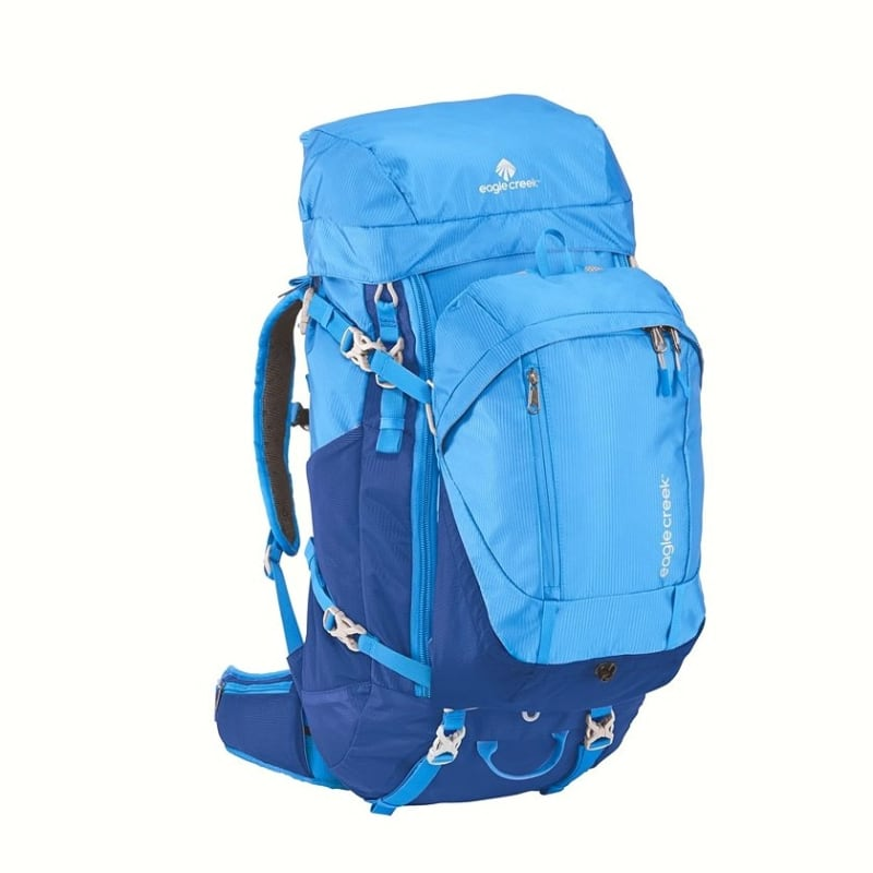 Deviate Travel Pack 60L OneSize, Brilliant Blue