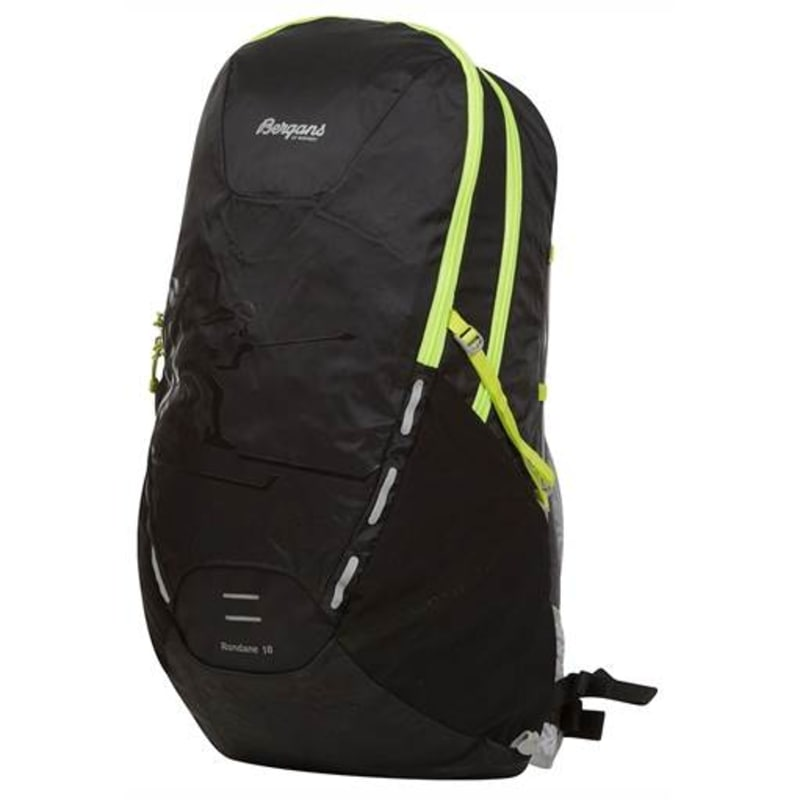 Rondane 18L 18, Black/Neongreen