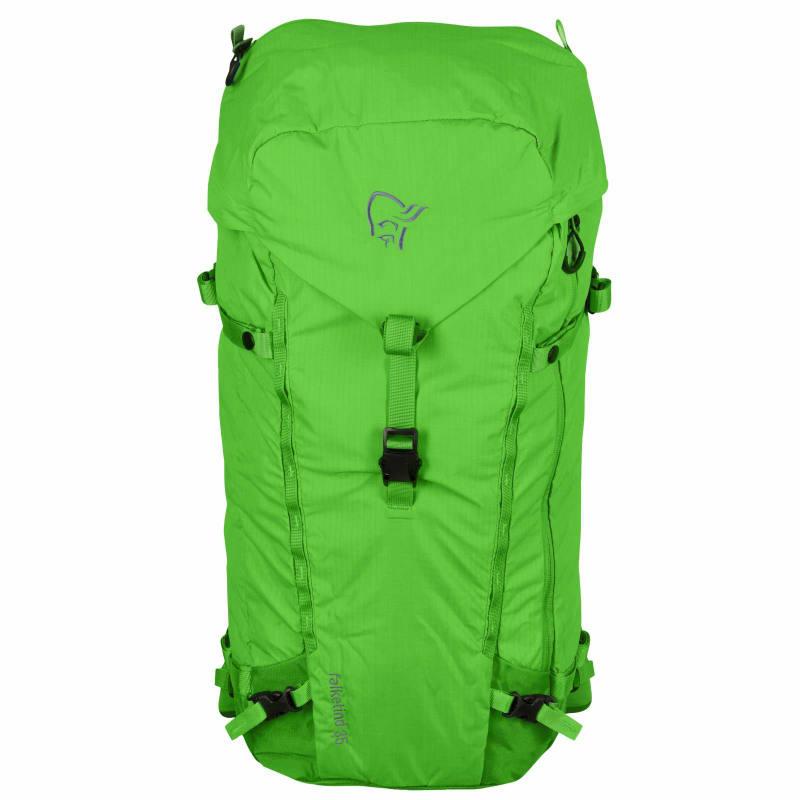falketind Pack 35L OneSize, Clean Green
