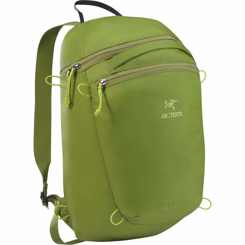 Index 15 Backpack NA, Bamboo