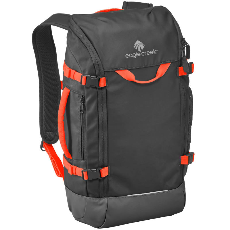 No Matter What Top Load Backpack OneSize, Black
