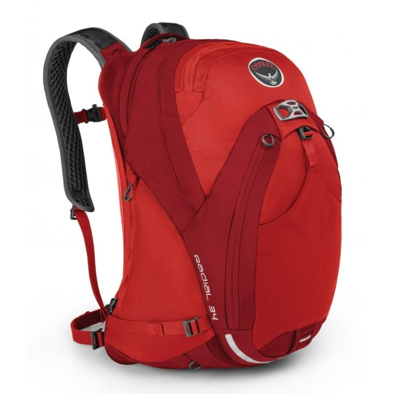 Radial 34 M/L, Lava Red