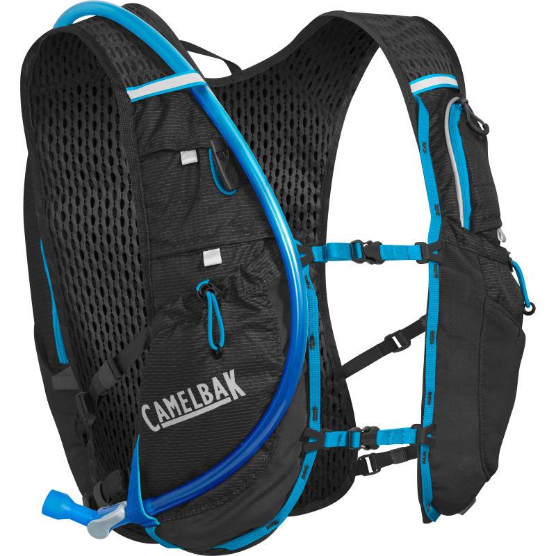 Ultra 10 Vest OneSize, Black/Atomic Blue