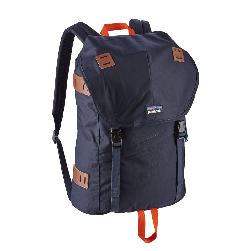 Arbor Pack 26L 26L, Navy Blue W/Paintbrush Red