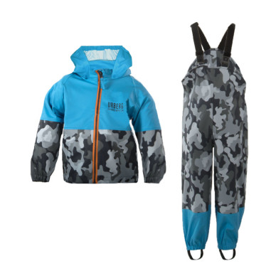 Urberg kid s camo rainset