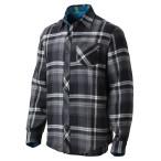 Marmot anderson flannel ls black