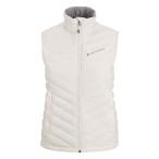 Peak performance women s frost down liner vest offwhite