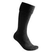 Woolpower socks knee high 600 black