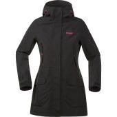 Bergans lone lady jacket black hot pink