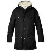Fjallraven greenland winter parka black