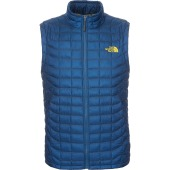 The north face men s thermoball vest monterey blue