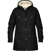 Fjallraven greenland winter parka w black