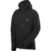 Haglofs incus ii jacket true black