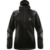 Haglofs l i m proof q jacket true black