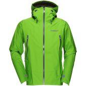 Norrona falketind gore tex jacket m bamboo green