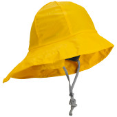 Didriksons southwest hat yellow