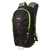 Bergans rondane 12l black neongreen