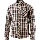 Lundhags flanell shirt eclipse blue