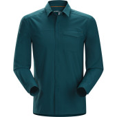 Arc teryx skyline ls shirt men s marine