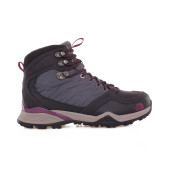 The north face w hedgehog hike winter wp zinc grey radiance purple
