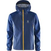 Haglofs roc spirit jacket hurricane blue