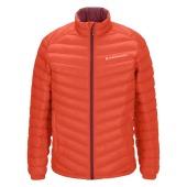Peak performance men s frost down liner jacket flame red