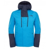 The north face m contrin jacket blue aster