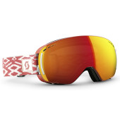 Scott goggle lcg compact coral pink