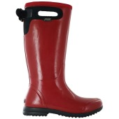 Bogs w tacoma solid tall red