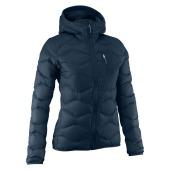 Peak performance women s helium hood jacket blue shadow