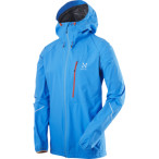 Haglofs l i m iii jacket gale blue