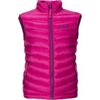 Jack wolfskin kids icecamp vest pink passion