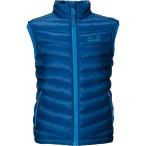 Jack wolfskin kids icecamp vest classic blue