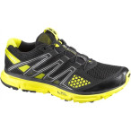 Salomon xr mission 12 black black canary yellow