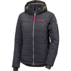 Didriksons brooke girl s puff jacket coal black