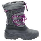 Jack wolfskin kids snowpacker mallow purple