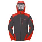Jack wolfskin gravity flow texapore jacket m dark steel