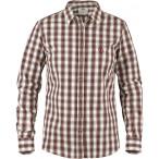 Fjallraven sormland shirt ls w chestnut
