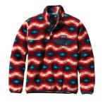Patagonia w s synch snap t p o wild desert classic red