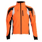 Dobsom r 90 winter jacket flour orange