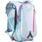 Salomon xt wings 10 3 vest w boss blue white fluo pink