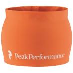 Peak performance trail headband hot orange