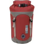 Exped waterpr telecompr bag s red
