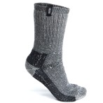 Urberg mountain trail sock grey