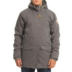 Varg vasa parka men s graphite grey