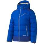 Marmot women s sling shot jacket gem blue vibrant royal